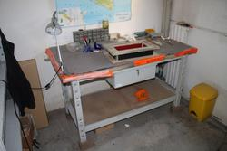 Tavoli da lavoro e scaffalatura - Lot 83 (Auction 1137)