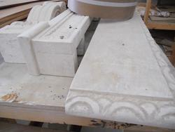 Ripiani in marmo - Lotto 14 (Asta 1194)
