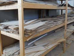 16 000 square meters of wood veneer - Lot 9 (Auction 1194)