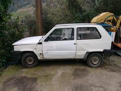 Fiat Panda e Iveco OM - Lotto  (Asta 1195)