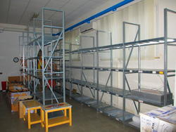 Shelving and equipment - Lot 1 (Auction 12340)