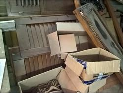Semifinished products and wood raw materials - Lot  (Auction 1246)
