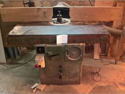 Woodworking equipment - Lot 2 (Auction 1246)