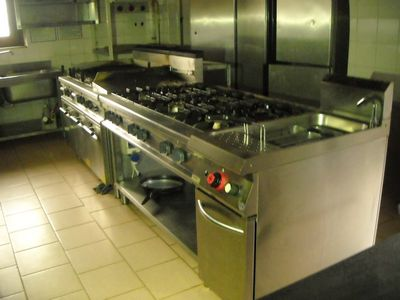 Equipment and furniture for restaurant - Auction 1260