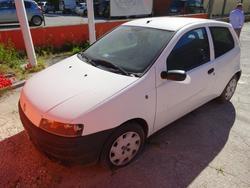 Fiat Punto Van - Lot 6 (Auction 1265)