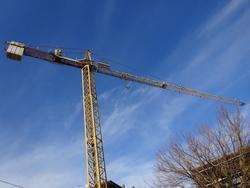 Vans Fiat Fiorino truck Iveco Daily and tower crane Fm - Auction 12650