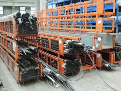 Polyamide rods warehouse - Lot 5 (Auction 1267)