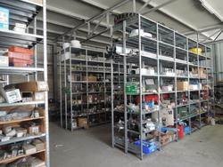 Double sided shelves Scaff System - Lot 6 (Auction 1267)