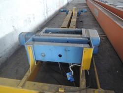 F lli Pappalardo  single girder bridge crane - Lot 63 (Auction 1267)