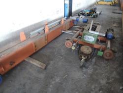 Icam Sthal  single girder bridge crane - Lot 64 (Auction 1267)
