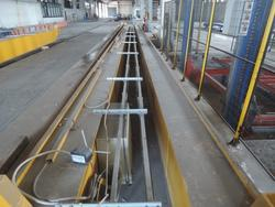 La Prometec  single girder bridge crane - Lot 65 (Auction 1267)