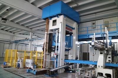 Hydraulic press Hydromec - Auction 12770