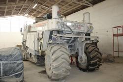 Wirtgen stabilizer - Lot 174 (Auction 1291)