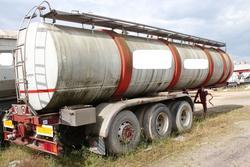 Bartoletti semitrailer - Lot 40 (Auction 1291)