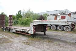 Bertoja semitrailer - Lot 45 (Auction 1291)