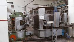 Machinery for food packaging - Lot  (Auction 1333)