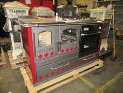 Stock of stoves - Auction 1338