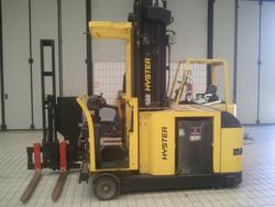 Lift truck Hyster - Lot 8 (Auction 1355)