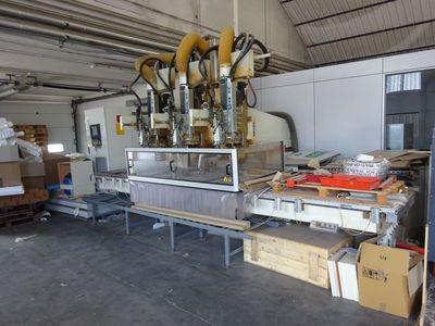 Machining center SCM Routech R220 Super - Lot 43 (Auction 1364)