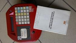 Cash register and Lancia Lybra car - Auction 13740
