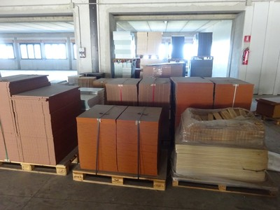 Finished products warehouse - Lot 13 (Auction 1396)