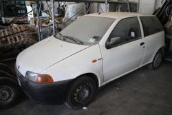 Fiat Punto Van - Lotto 18 (Asta 1400)