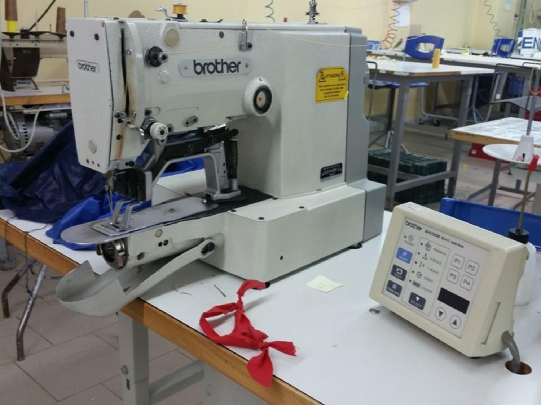 bartacking machine