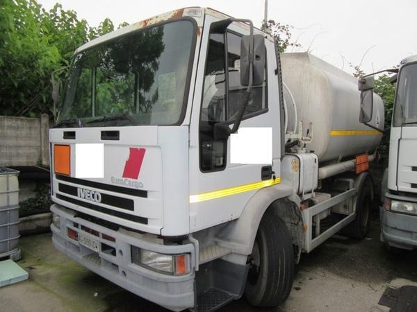 2#1414 Autocarro Iveco Euro Cargo