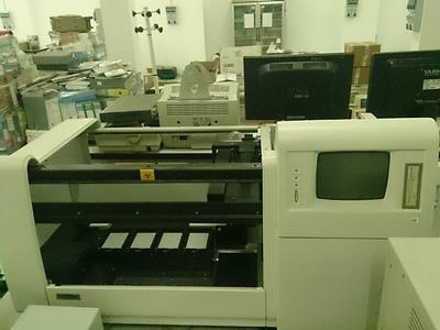 Super centrifuga Sorvall e biochip reader BCS Biotech - Asta 1417