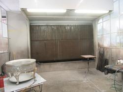 Painting cabin Spray Ver CVAS 4000 - Lot 10 (Auction 1427)