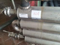 Scambiatore tubo in tubo Velo Spa  - Lotto 26 (Asta 1432)