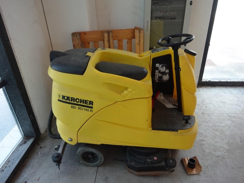 karcher machine