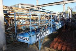 Scaffoldings equipment and Raimondi and Potain cranes - Auction 14550