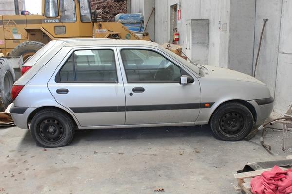 213#14550 Ford Fiesta