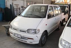 Nissan Serena and Electric material - Lot  (Auction 1465)