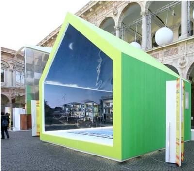 Green cottage - Lot 620 (Auction 14670)