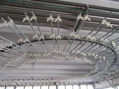 Overhead conveyor and trucks Fiat Multipla - Auction 1470
