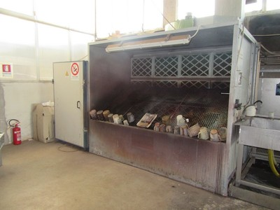 Spray booth EL PA - Lot 1 (Auction 1470)