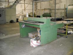 Electrical room and Sanding machine Aletti - Lot  (Auction 1471)