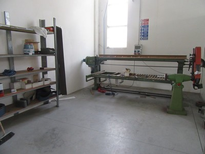 Roller sanding machine Pasubium - Lot 19 (Auction 1478)