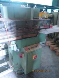 Cross cut saw machine Brefetti M A  - Lot 10 (Auction 1504)