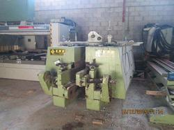 Double edgebanding machine IDM GMB - Lot 33 (Auction 1504)