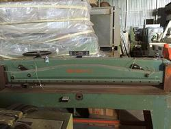 Cutting machine Monguzzi - Lot 6 (Auction 1504)