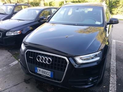 Audi Q3 e Volvo V50 - Asta 1525