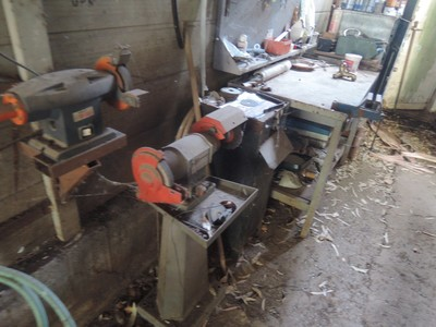 Attrezzatura edilizia usata aste giudiziarie utensili for Baracca da cantiere usata
