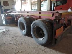 Adige semi trailer - Lot 17 (Auction 1531)