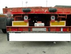 Semi trailer Adige - Lot 19 (Auction 1531)