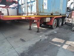 Semi trailer Viberti - Lot 20 (Auction 1531)