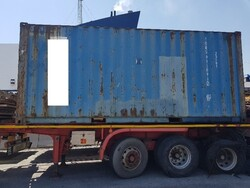 Container - Lot 23 (Auction 1531)