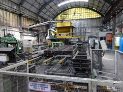 Machinery for metallurgical processing - Lot  (Auction 1543)
